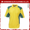 Good Price Custom Made Yellow Cricket Jersey Bulk (ELTCJI-9)