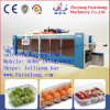 Three Station Automatic Thermoforming Machine for Plastic Products