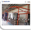 Efficient Recycling Powder Automatic Powder Coating Line