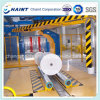 Stretch Film Wrapping Machine Used in Paper Mill