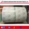 Aluzinc Flower Printing Color Steel Coil with Decorative Pattern