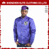 Custom Embroidered Quilted Bomber Jacket Hip Hop