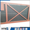 China High Efficiency Boiler Accessory Enamel Tube Air Preheater