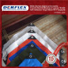 Reinforced Plastic Tarpaulin for Tent, Bag, Truck Cover, Inflatable Boat