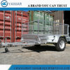 6FT X 4FT. Fully Welded Box Trailer