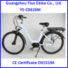 En15194 Approved 700c Retro Central Motor Lithium Electric Bicycle