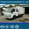 600p 3tons Isuzu Freezer Box Truck