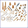 Custom Machine Parts, Mechanical Parts, Aluminum Washer CNC Machining