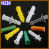 6mm 8mm 10mm PE or PP Plastic Material Expand Nail
