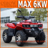 3000W 4X4 4X2 Shaft Drive Utility Electric ATV