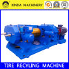 Waste Tyre Recycling Rubber Cracker