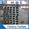 U Shape Hot Rolled Steel Channel Bar