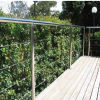 Stainless Steel Railing and Glass System, Balustrade