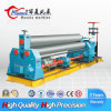 W11-6*3200 Mechanical Manual Metal Plate Rolling Machine
