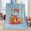 Eco-Friendly Super Durable 100 Polyester Blanket Children Blanket