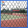 Green PVC Coated Chain Link Fence (CT-5)