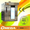 Bread Rotary Oven Price/Prices Rotary Rack Oven/Bakery Rotary Gas Oven Factory