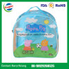 Various Usage Handbag or Backpack, PVC or Polyester or PU Material with Zipper
