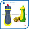 17oz BPA-Free Sports Water Bottle One-Hand Design Valve Squeeze Bike Water Bottle