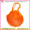 Foldable Fruit Cotton String Mesh Shopping Bag for Vegetable