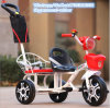Air Wheel Rotatable Baby Tricycle Kid Tricycle