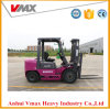 3ton Forklift with 2 Stage 3m Full Free Container Mast