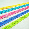1/2′′ (13mm) Custom Color Center Ruffle Foldover Elastic