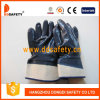 Ddsafety 2017 Cotton Gloves Nitrile Coated Safety Gloves