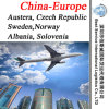 Shipping Austera, Czech Republic, Sweden, Norway, Albania, Slovenia (Custom broker)
