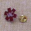 Uniqe Design High Quality VAC Soft Enamel Badge