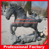 Granite Horse Statue Horse Sculpture for Garden Decoration