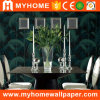 Home Decor Hand Painted Silk Non Woven Paper Wallpaper
