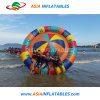 Customized Colorful Towable Inflatable Disco Boat Water Games for Sea Lake