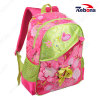 New Products School Bags with Allover Flower Silk Screen