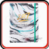 Custom Offset Hardcover Metal Spiral Planner Agenda Inner Pages