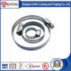 12.7mm Bandwidth M8 Thread American Type Steel Hose Clamps