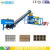 Qt4-24 Semi Automatic London Brick Making Machine for Sri Lanka, Cheap Block Machine Production Line