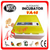 Best Price Full Automatic Transport 48 Chicken Egg Incubator for Sale