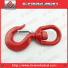 Drop Forged Us Type 322A Alloy Steel Swivel Hook