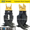 PC200 Excavator Grapple, Hydraulic Grapple, Rotating Grapple