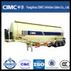 Cimc 3 Axle Bulk Cement Tanker Semi Trailer