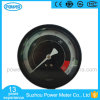 100mm High Pressure Black Dial Plate Factory Price Manometer