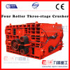 Gypsum Crushing Machine Widely Used Four Roller Three-Stage Crusher