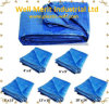 All Weather Waterproof Poly Tarp for Camping