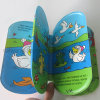 Custom Baby Cloth Book for Baby Bath Toys (BBK059)