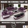 China Leisure Italy Leather Sofa Divan Furniture