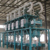 6ftf 100 Tons Wheat Flour Complete Plant