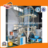 ABC 3 Layer PLA Biodegradable Plastic Film Blowing Machine