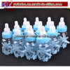 Plastic Bottle Baby Shower Games Candy Box Christening Gift (BO-2010)