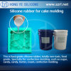 Addition Cure Silicone Rubber for Climbing Holds Mold Making